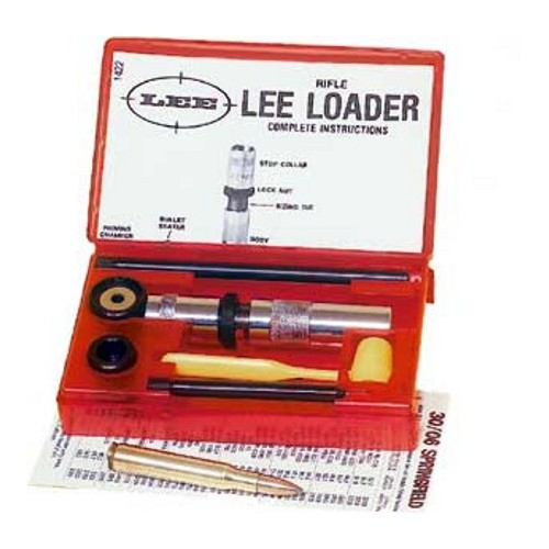 LEE KIT PER RICARICA MANUALE LOADER CAL 303BRI