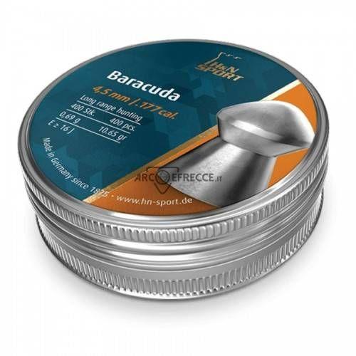 H&N DIABOLO BARACUDA 4,5mm 0,69gr *Conf. 400pz*