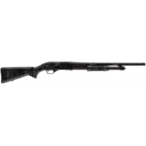 """WINCHESTER FUCILE A POMPA SXP DEFENDER RIFLED 24"""" CAL.12 TYPHON"""