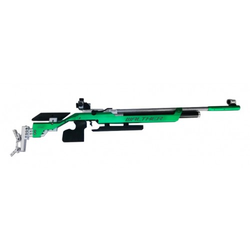 WALTHER CARABINA CAC LG-400 -7,5J CAL 4,5 COMPETITION VERDE C.N. 359