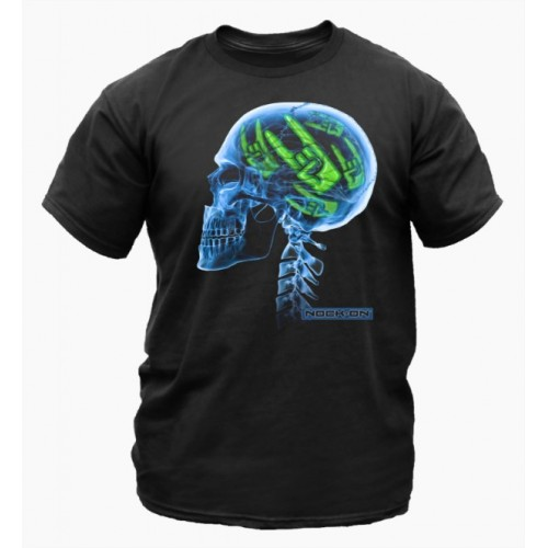 T-SHIRT NOCK ON X-RAY