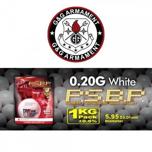 G&G PALLINI PRECISION 0.20g BIANCHI 5000 BB (1KG)