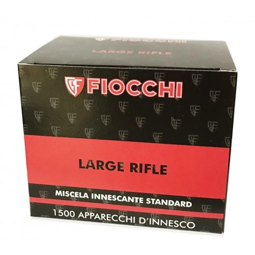 FIOCCHI INNESCHI LARGE RIFLE *Conf. da 150 pz*