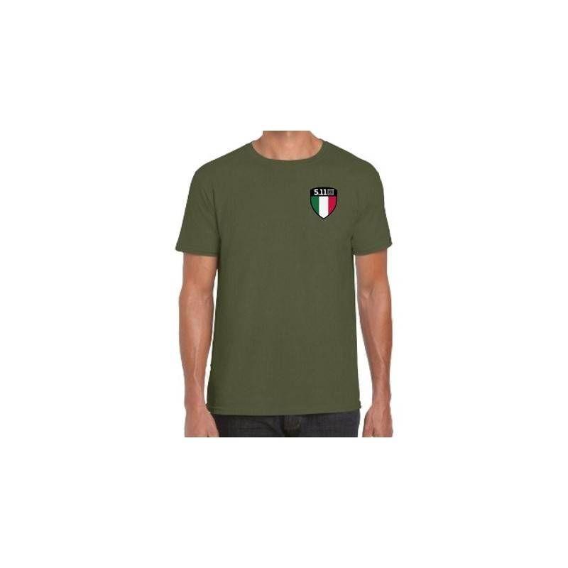 5.11 T-SHIRT 41264 SHIELD ITALY