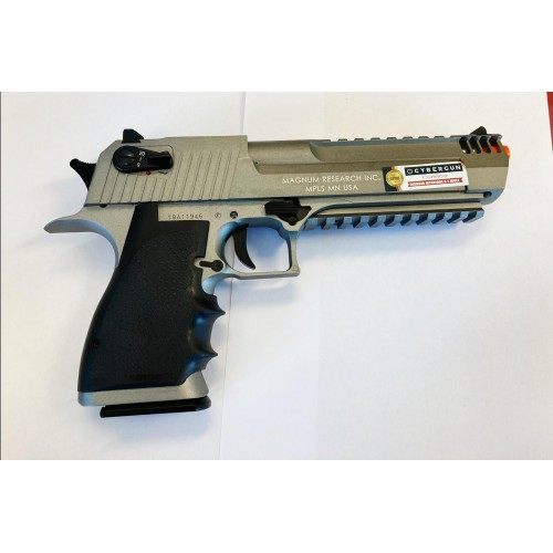 CYBERGUN PISTOLA SOFTAIR CO2 DESERT EAGLE L6 CO2 BLOWBACK RAIL