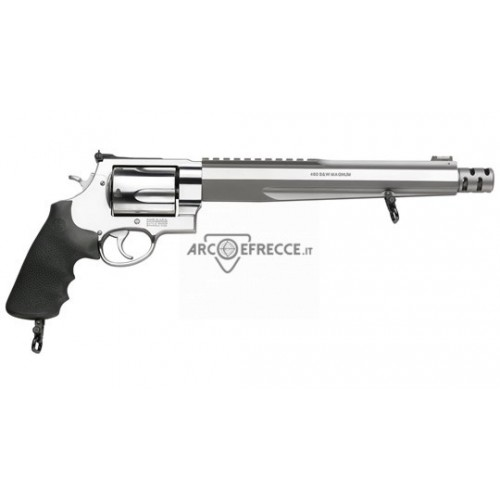 "SMITH&WESSON REVOLVER PERFORMANCE 460XVR 10.5"" CAL 460S&W"