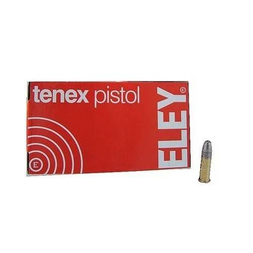 ELEY CARTUCCE CAL. 22 LR TENEX PISTOL *Conf. da 50pz*