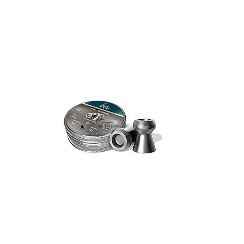 H&N DIABOLO CROW MAGNUM 4,5mm 0,57gr *Conf. 500pz*