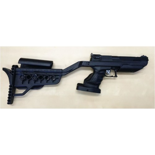 *KIT OFFERTA* ATAK ARMS PISTOLA ZORAKI HP-01 2 LIGHT PCA -7,5j + CALCIO