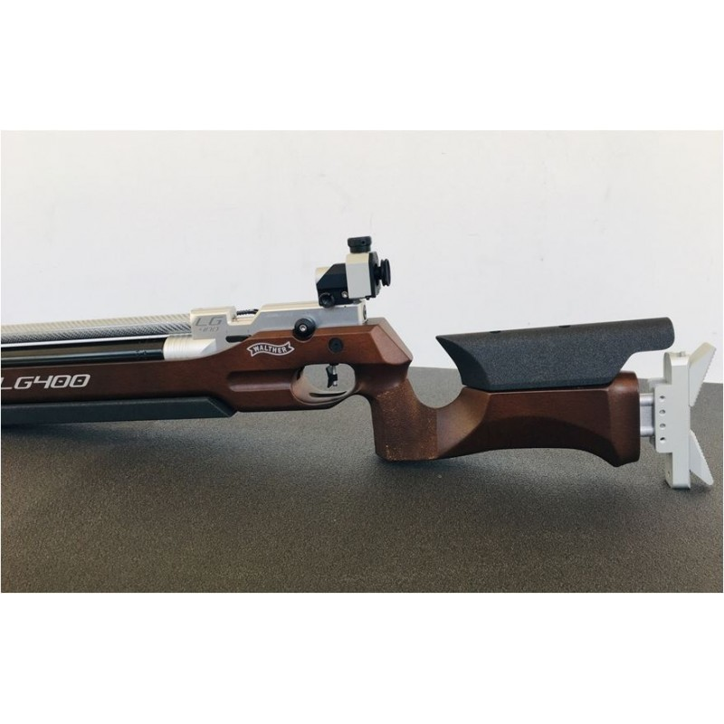 WALTHER CARABINA CAC LG-400 +7,5J CAL 4,5 WOOD BENCH REST C.N. 359