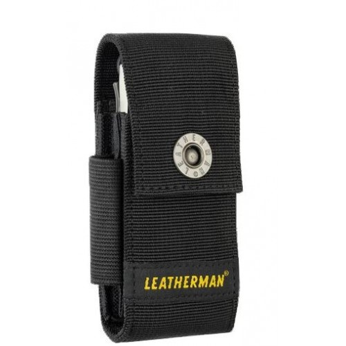 LEATHERMAN FODERO IN NYLON NERO 4 TASCHE LARGE