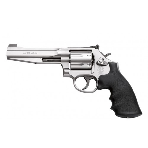 "SMITH&WESSON REVOLVER Mod. 686 PRO SERIES 5"" INOX CAL. 357MAG"