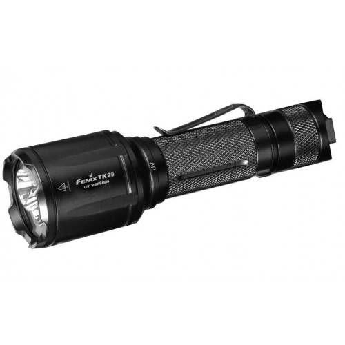 FENIX TORCIA LED TK25 1000 LUMEN UV