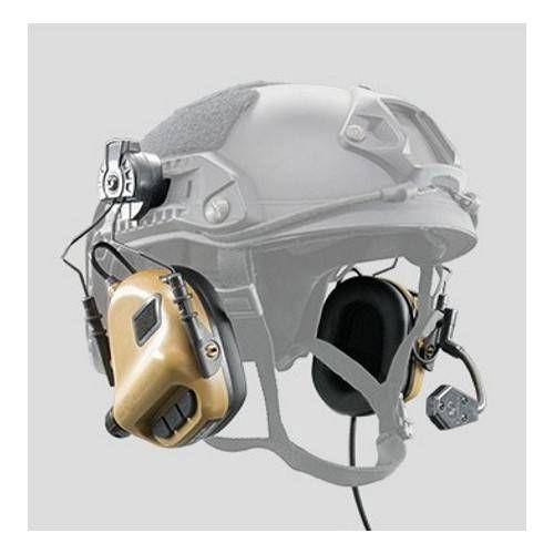 OPSMEN CUFFIA ELETTRONICA EARMOR M32 CON COMUNICATORE MOD 3 HELMET
