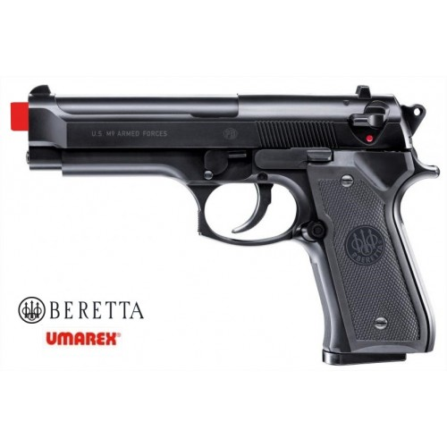 UMAREX PISTOLA SOFTAIR A MOLLA BERETTA M9 WORLD DEFENDER