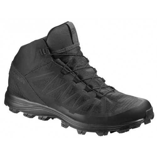 SALOMON SCARPA SPEED ASSAULT FORCES NERO