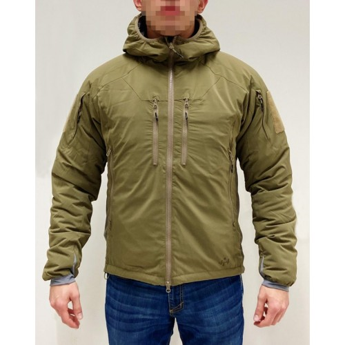4-14 GIACCA PADDED JACKET PJ001 COYOTE TAN