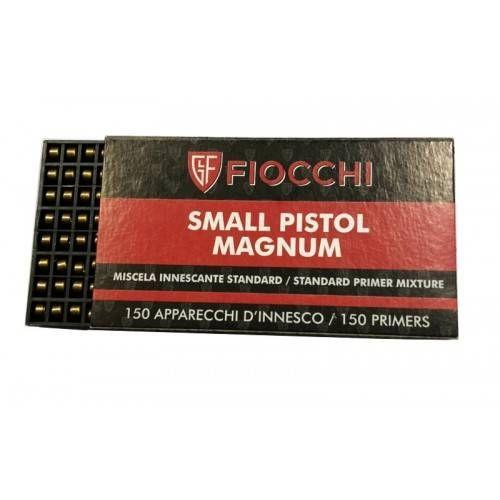 FIOCCHI INNESCHI SMALL PISTOL MAGNUM *Conf. da 150 pz*