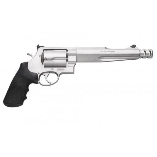 "SMITH&WESSON REVOLVER PERFORMANCE CENTER Mod. 500 7.5"" INOX CAL. 500S&W MAG"