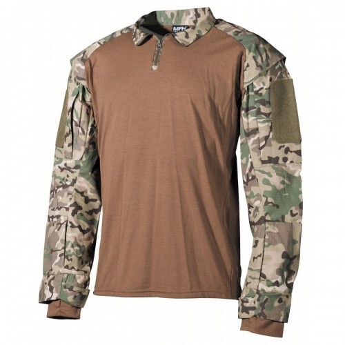 DE COMBAT SHIRT MULTITARN