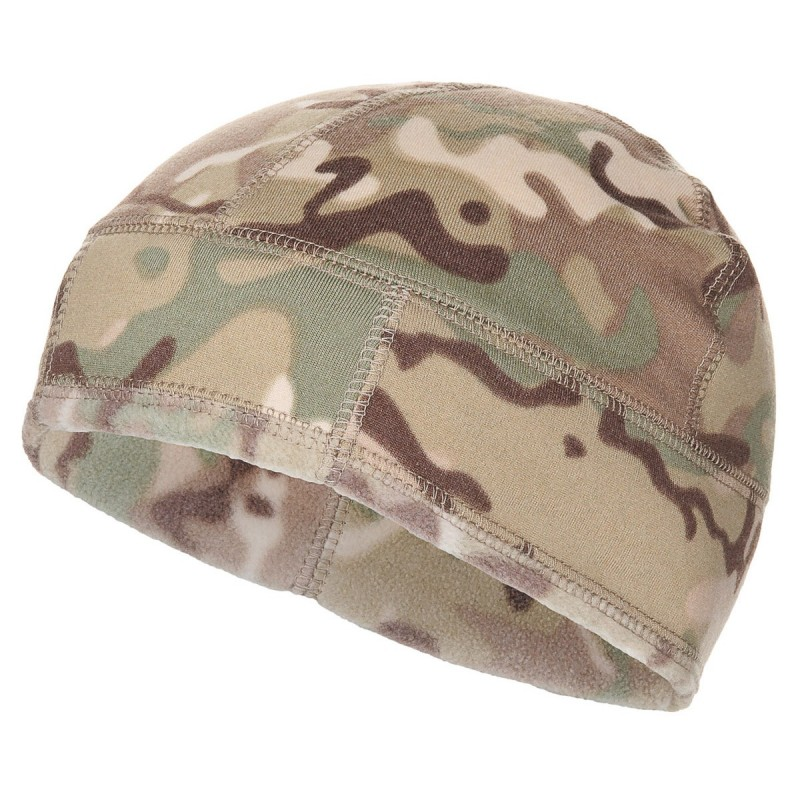 DE CAPPELLO IN PILE MULTICAM