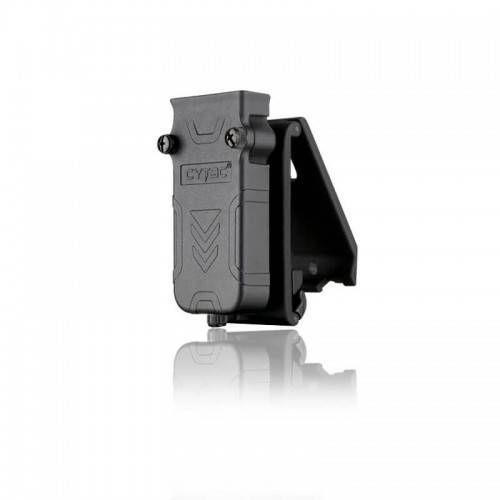 CYTAC PORTACARICATORE UNIVERSALE PER CAL. 9mm/.40/.45