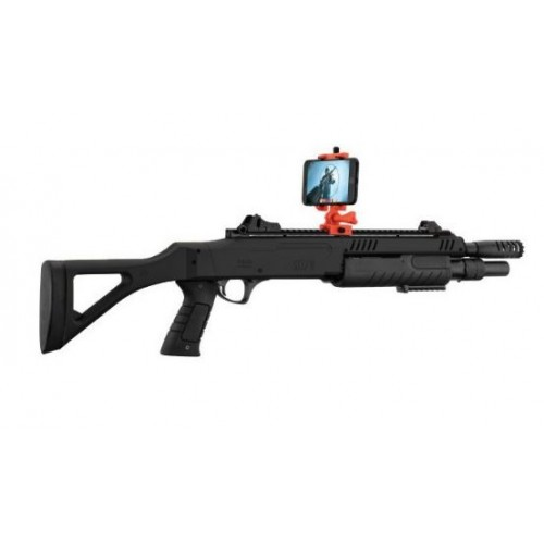 SHOOTER AR FUCILE SOFTAIR A POMPA FABARM STF12 CON CALCIO