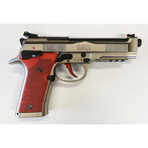 *KIT OFFERTA CUSTOM* BERETTA PISTOLA 92X PERFORMANCE CAL.9x21