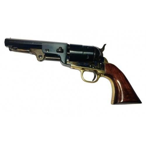 "F.LLI PIETTA REVOLVER A SALVE 1851 NAVY YANK 4"" CAL. 380 (@)"
