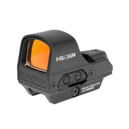 HOLOSUN RED DOT REFLEX RDCS QDM HS510C