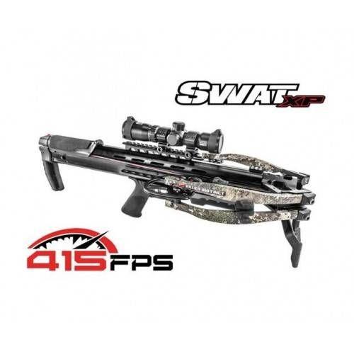 BALESTRA KILLER INSTINCT SWAT XP 415 fps.