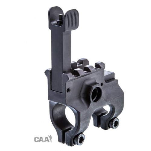 CAA TACTICAL PRESA GAS CON MIRA RIBALTABILE