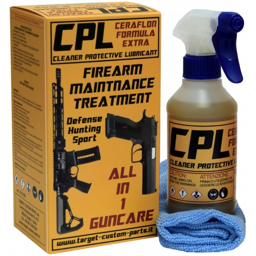 TCP KIT OLIO CPL 250ml E PANNO IN MICROFIBRA