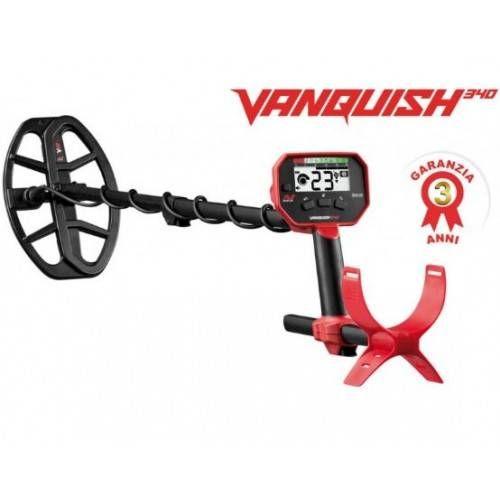 MINELAB METAL DETECTOR VANQUISH 340