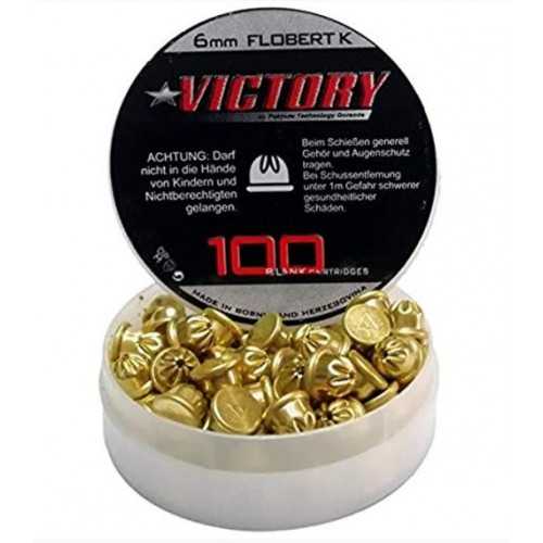 VICTORY CARTUCCE A SALVE CAL. 6mm *Conf. 100 pz.* (@)