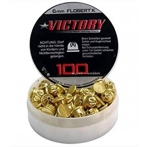 VICTORY CARTUCCE A SALVE CAL. 6mm *Conf. 100 pz.*