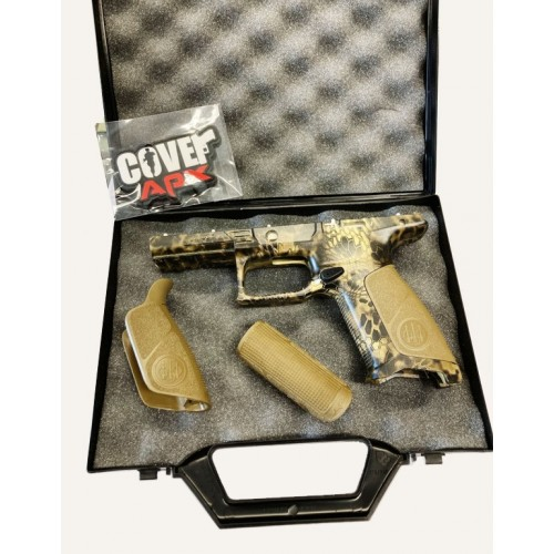 SPECIAL CORPS COVER OWT SOLO WATER TRANSFER PER APX KRYPTEK GRIP TAN