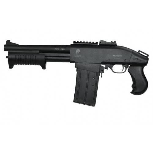 SDM PISTOLA A POMPA Mod. M870 SHORTY CAL.12 BLACK