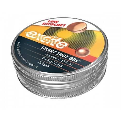 H&N PALLINO EXCITE SMART BB 4,5mm RAMATO 0,50g *Conf. 750pz*