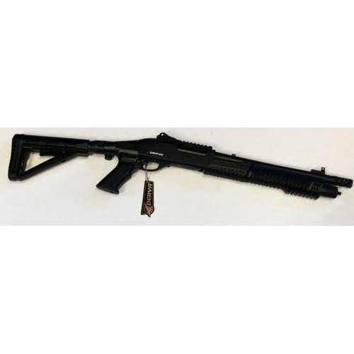 """DERYA ARMS FUCILE A POMPA LION SPX-106 14"""" CAL 12"""