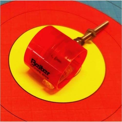 *USATO* DIOTTRA L+L BEITER K-LENS 29 mm. ROSSA 4x (0.50)