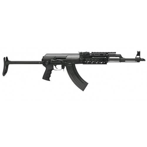 """SDM CARABINA AKS-47 MEU-SOC 16.5"""" CAL. 7.62x39 BLACK"""