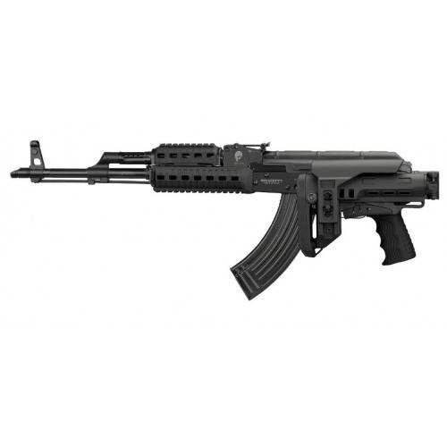 "SDM CARABINA AK-47 SPETSNAZ LIMITED SERIES BLACK 16.5"" CAL. 7.62x39"