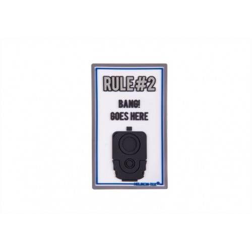 """HELIKON TEX PATCH """"RULE N.2"""""""