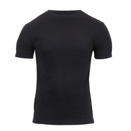 USA T-SHIRT ATHLETIC FIT TEE SOLID