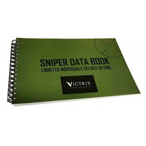 LIBRO SNIPER DATA BOOK ED. LIBRERIA MILITARE