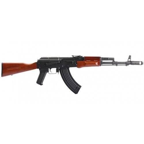 JG WORKS FUCILE SOFTAIR ELETTRICO AK-74 LEGNO con CALCIO FISSO