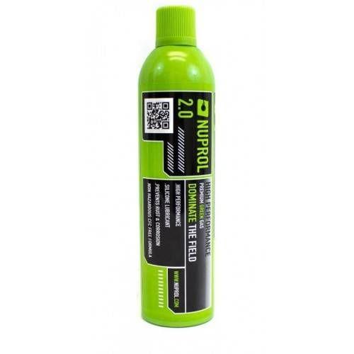 NUPROL GREEN GAS 2.0 500ML