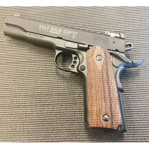 *USATO* WALTHER COLT PISTOLA 1911 GOLD CUP CAL .22LR