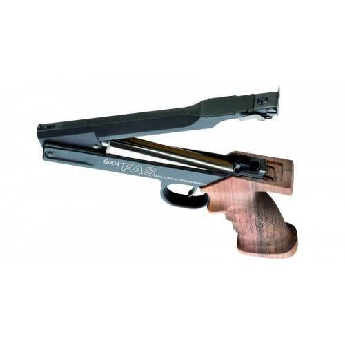 """CHIAPPA FIREARMS PISTOLA FAS6004 7.5"""" CAL. 4,5mm -7,5j C.N. 536 (@)"""